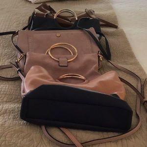 Five Lauren Conrad bags
